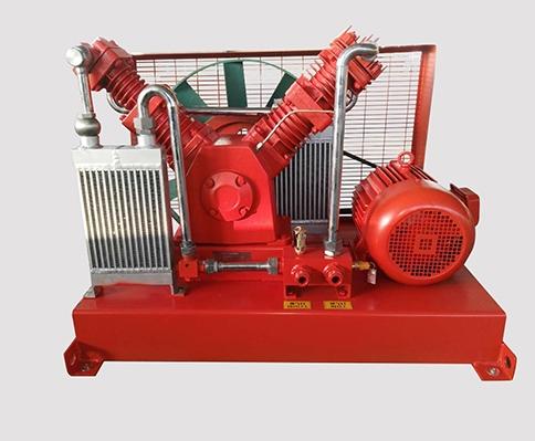 Sulfur hexafluoride compressor